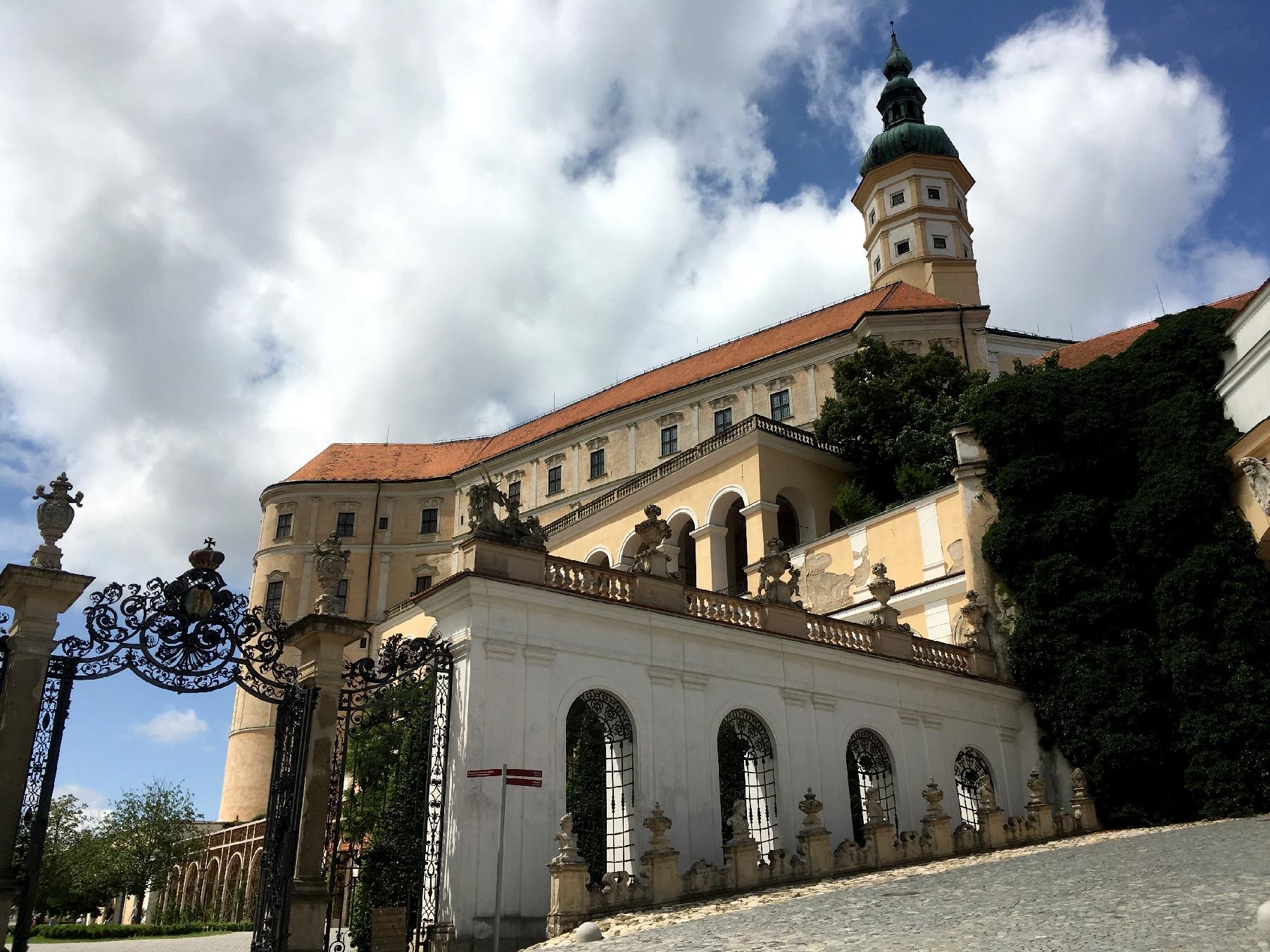 The Mikulov castle, the city landmark!